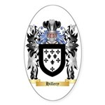 Hillery Sticker (Oval 10 pk)