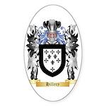 Hillery Sticker (Oval 50 pk)