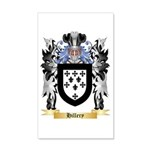 Hillery 20x12 Wall Decal