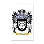 Hillery 35x21 Wall Decal