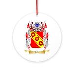 Hiller Ornament (Round)