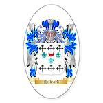 Hilleard Sticker (Oval 10 pk)