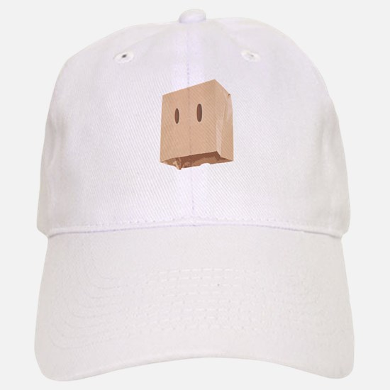 Paper Bag Mask Brown bag Baseball Baseball Cap