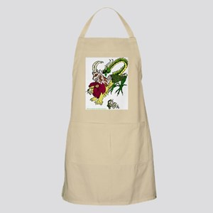 Chimera and Cub BBQ Apron