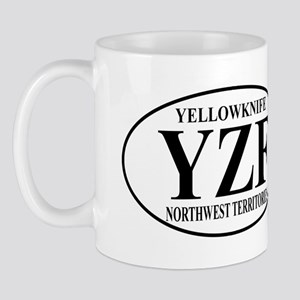 Yellowknife Mug