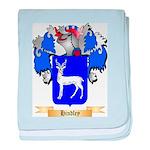 Hindley baby blanket