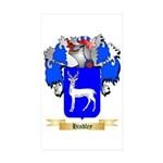 Hindley Sticker (Rectangle 50 pk)
