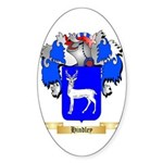 Hindley Sticker (Oval)
