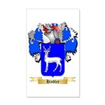 Hindley 35x21 Wall Decal