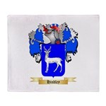Hindley Throw Blanket