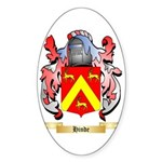 Hinde Sticker (Oval 10 pk)