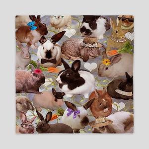 Happy Bunnies Queen Duvet