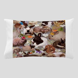 Happy Bunnies Pillow Case