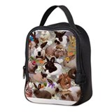 Bunny Neoprene Lunch Bag