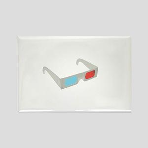 3d glasses Magnets