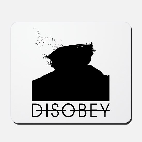disobey Mousepad