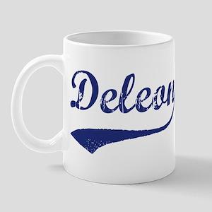 Deleon - vintage (blue) Mug