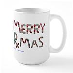 Merry Rxmas Large Mugs