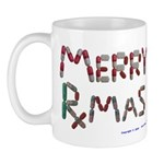 Merry Rxmas Mugs