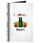 I Love Beer Journal