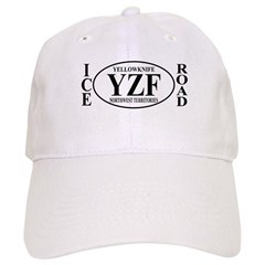 Yellowknife Ice Road Baseball Cap