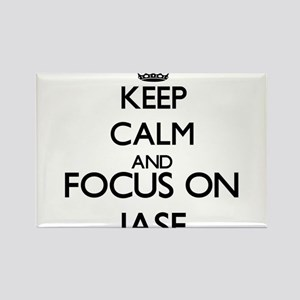 Keep Calm and Focus on Jase Magnets