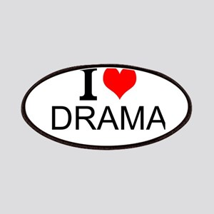 I Love Drama Patches