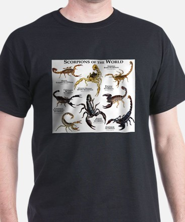 Scorpions of the World T-Shirt