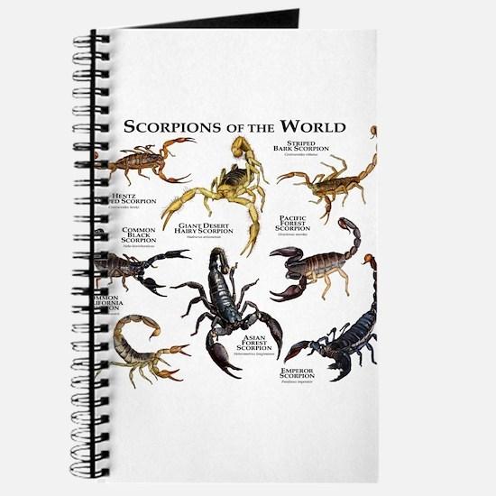 Scorpions of the World Journal