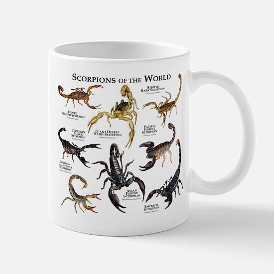 Scorpions of the World Mug