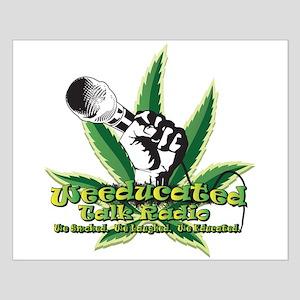 weeducated logo nobg Posters