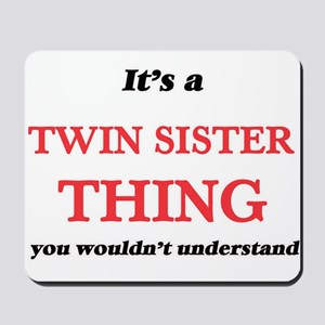 It's a Twin Sister thing, you wouldn Mousepad