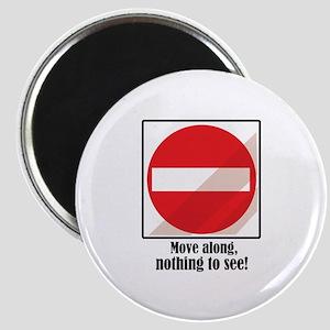 Move Along Magnets