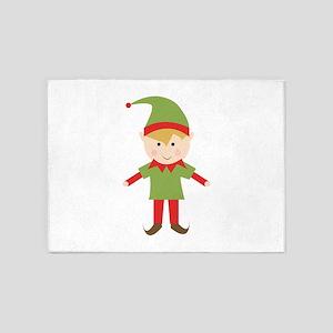Little Elf 5'x7'Area Rug