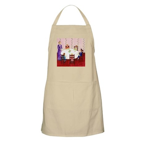 Izzie's Sewing Club Luncheon Apron