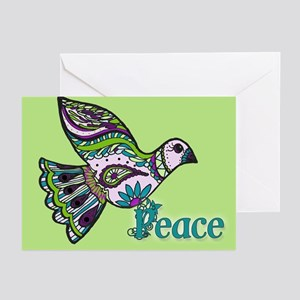 Holiday Peace Dove Greeting Cards (Pk of 20)