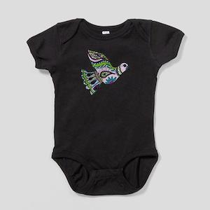 Zendoodle Bird Baby Bodysuit