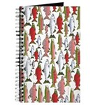 Pacific Salmon pattern Journal