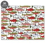 Pacific Salmon pattern Puzzle
