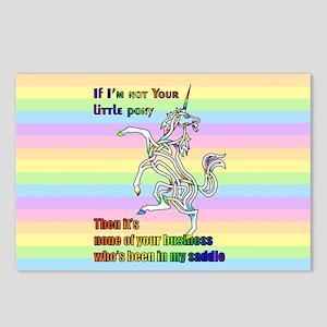 My Li'l Unicorn Postcards (Package of 8)