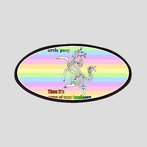 My Li'l Unicorn Patches