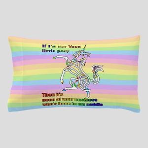 My Li'l Unicorn Pillow Case