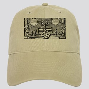 Alchemical Cabala Etching Cap