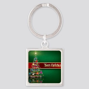 Merry Christmas Keychains