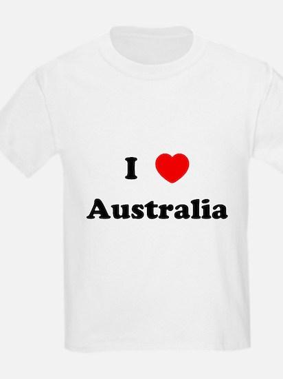 I love Australia T-Shirt