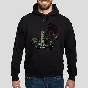 Los Angeles Hoodie (dark)