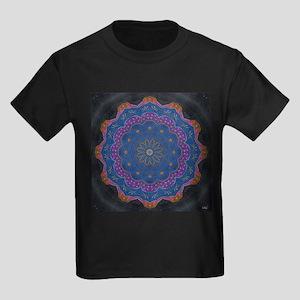 Alchemy Art Mandala Kids Dark T-Shirt