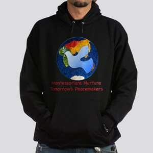 MontessoriNurturesPeaceYES1 Sweatshirt