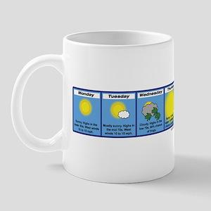 Bad Weather Mug