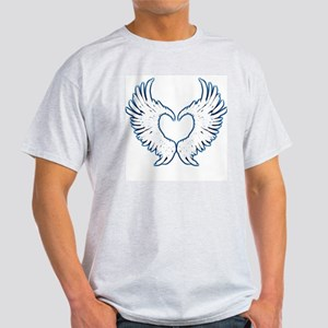 Angel wings touch of blue T-Shirt
